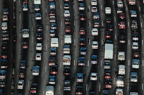 trafic aglomerat