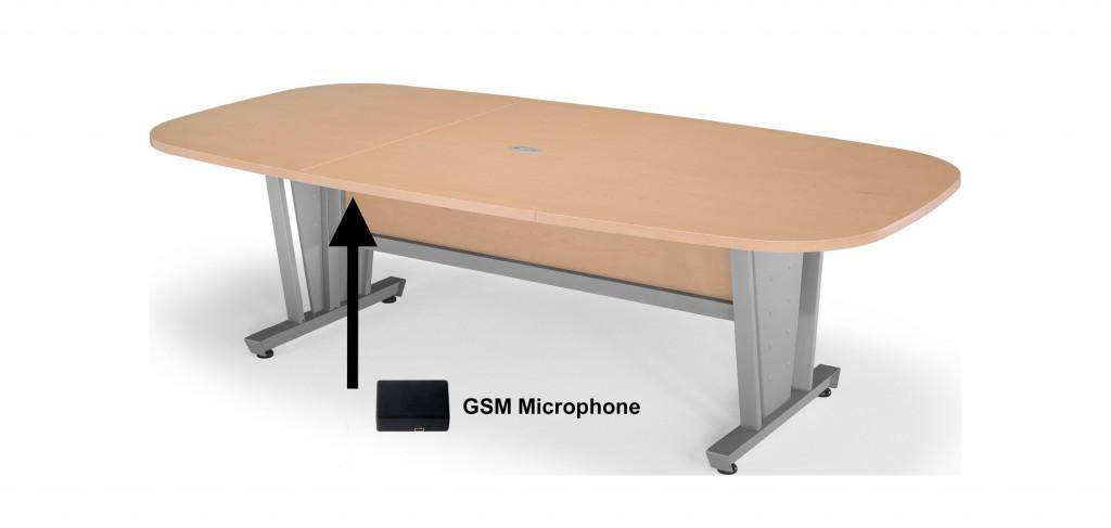 Integrare Microfon GSM